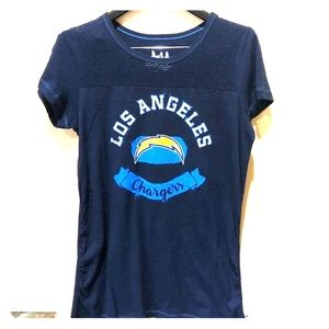 New Touch Maternity Chargers shirt NFL M